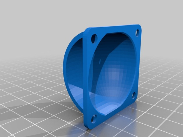 makerfarm prusa i3 6 inches fan cover