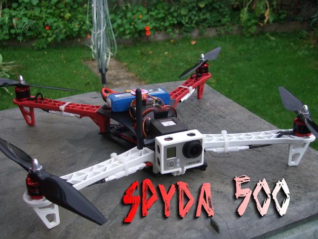 Spyda 500 Quadcopter