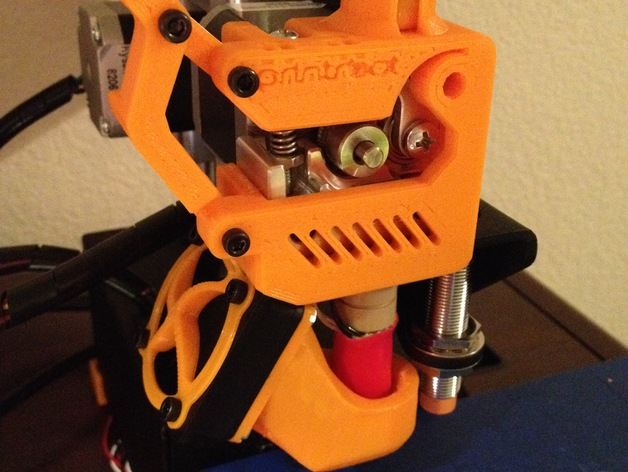 Printrbot Simple Metal Locking Extruder Handle V2