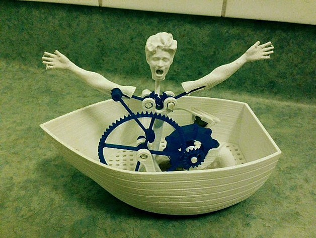 Make It Sink By Filiptheking Thingiverse