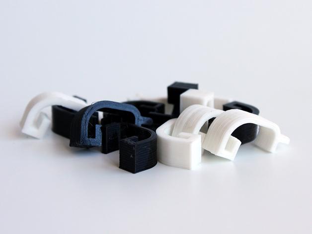 ikea samla clip lock by tacca thingiverse. Black Bedroom Furniture Sets. Home Design Ideas