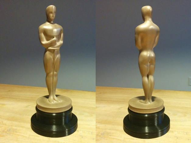 Academy Award Oscar Statuette