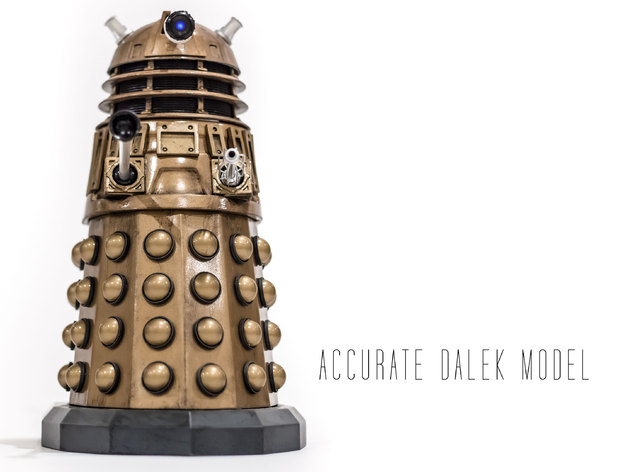 Accurate Dalek