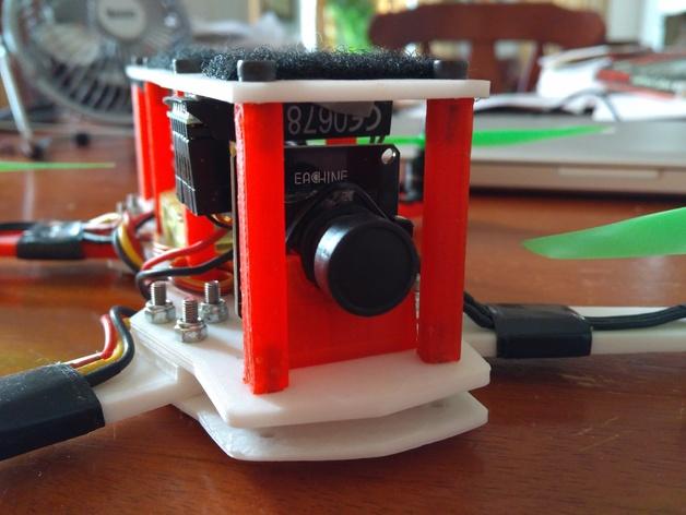 FPV Board Camera Mount for Mini Quads