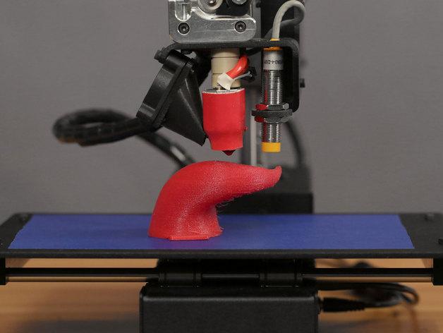 PrintrBot NinjaFlex Upgrade
