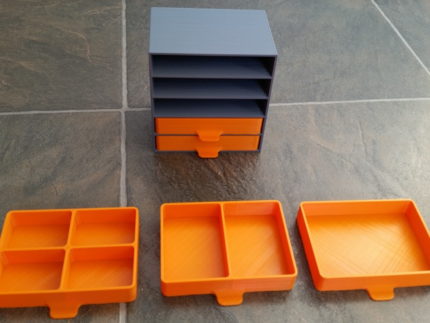 Parts Tray Drawers