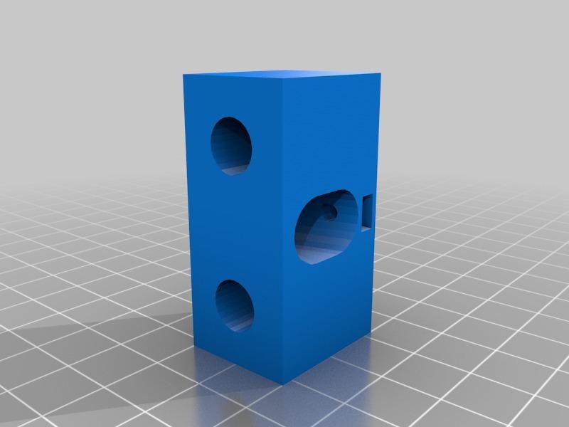 Searched 3d models for Ciclop 3D Scanner Camera holder
