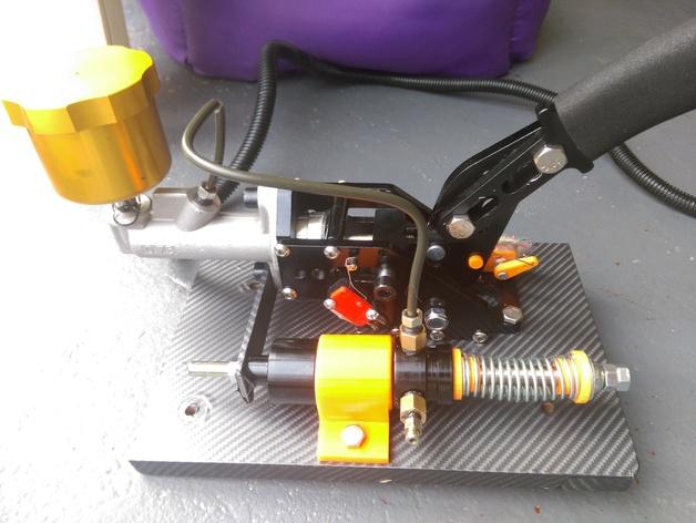 Sim Racing: Sim Racing Parts