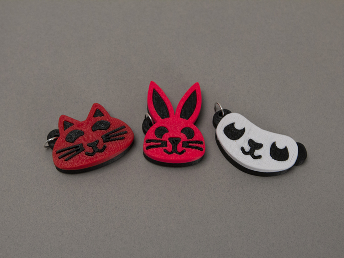 Animal Keychains
