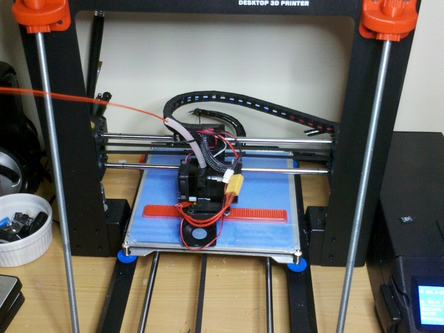 Z braces for Wanhao Duplicator i3