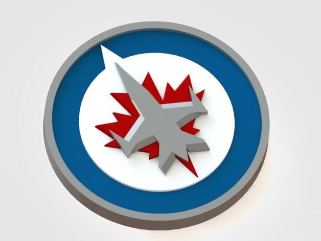 Winnipeg Jets by 3dpoplauki - Thingiverse