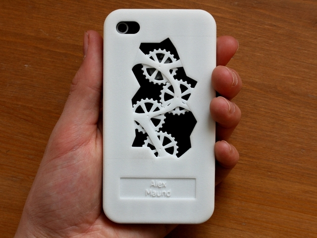 iphone printer case how to create your own 3d printed iphone by maundy 5234