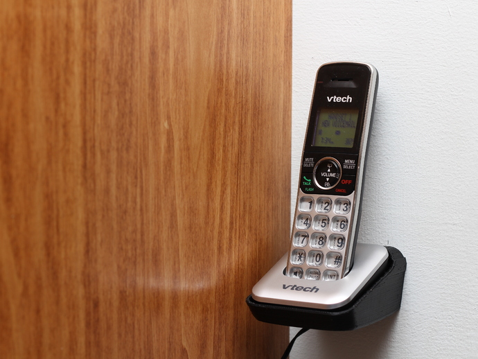 Cordless Kitchen Wall Phone