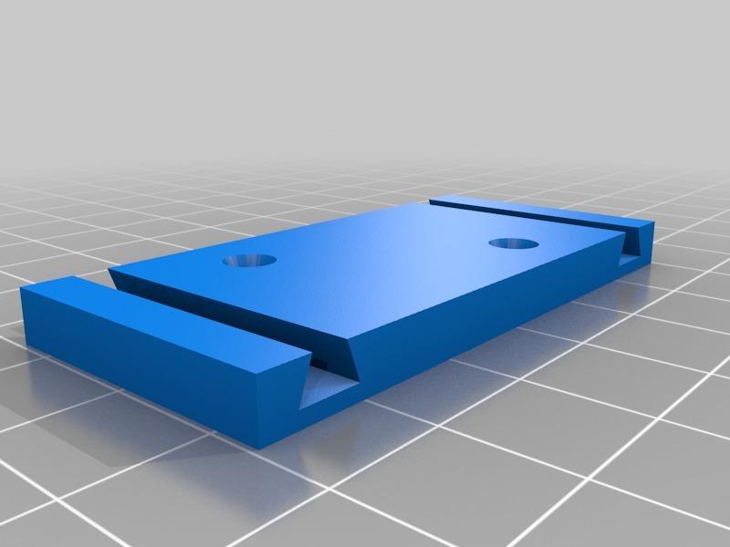 motor base littlebits vertical dc motor mount by littlebits thingiverse
