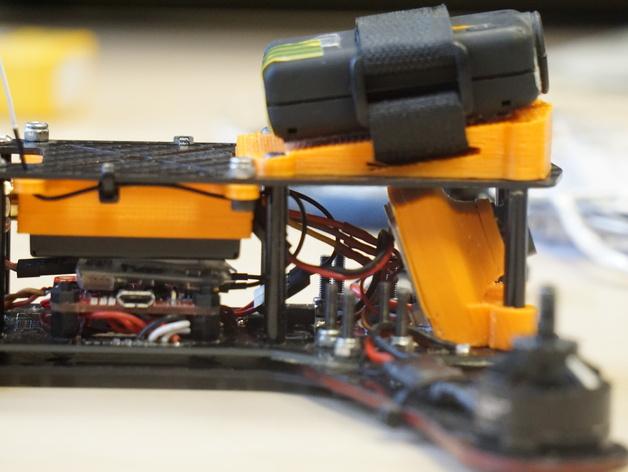 15 Degree Mobius Holder For ZMR250
