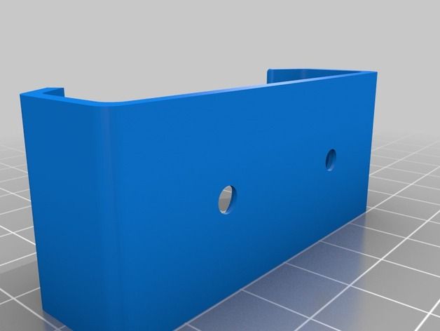 Genie Intellicode Mounting Bracket By Trxracer Thingiverse