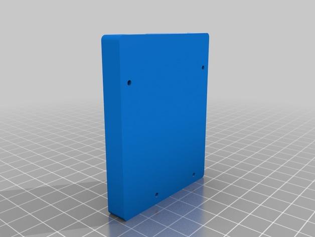 Arduino uno case by kinoppol thingiverse