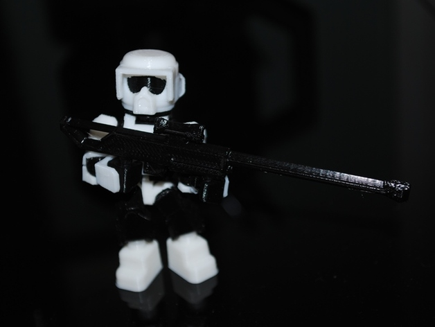 Imperial Scout - K2 - Open Source Minifig