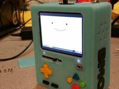 RaspBMO (Handheld Raspberry Pi Emulator)