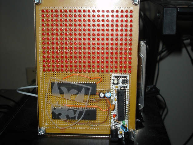 LED Array Card
