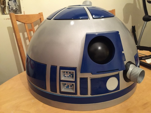 R2d2 360 View Droid Dome - R2D2 by m...