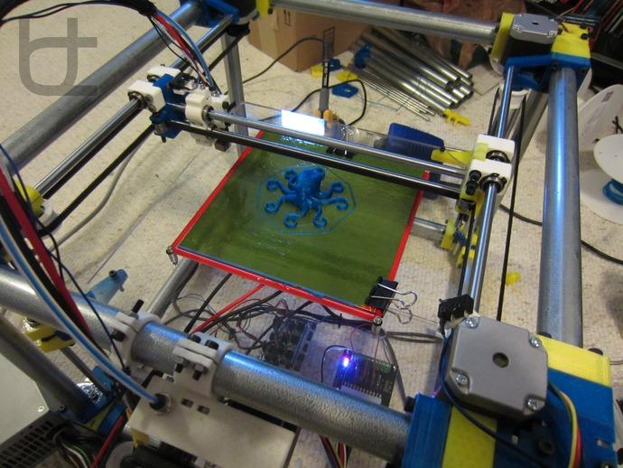 UConduit H-Bot 3D Printer / Reprap