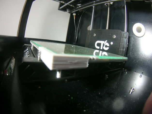 Ctc Glass Bed Clips D Prnt