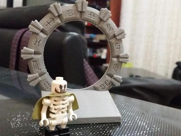 Lego Ring Thingiverse