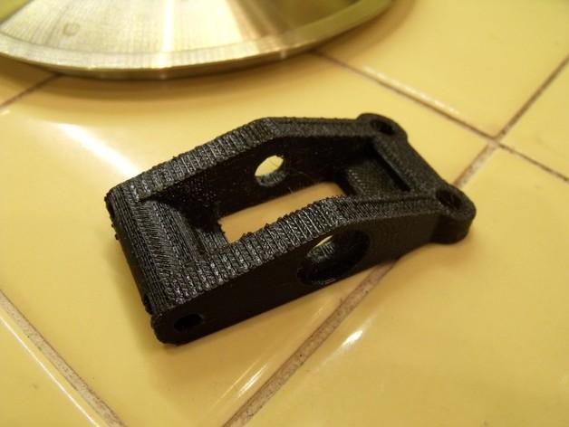 Trussed Mendelmax Y belt tensioner