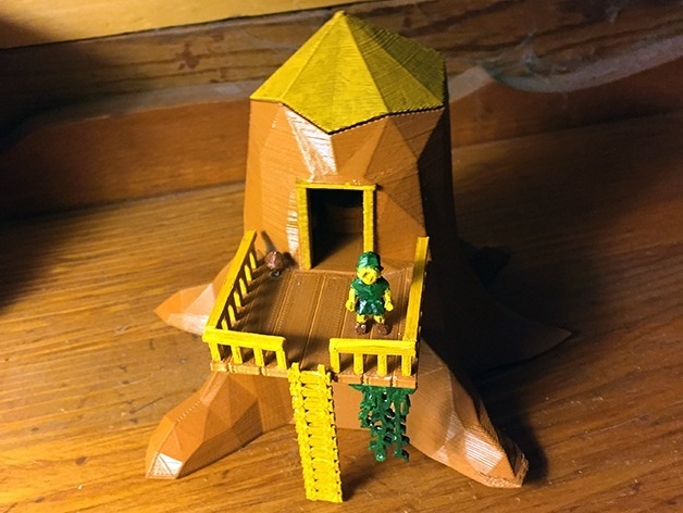 Link's House Playset - OOT