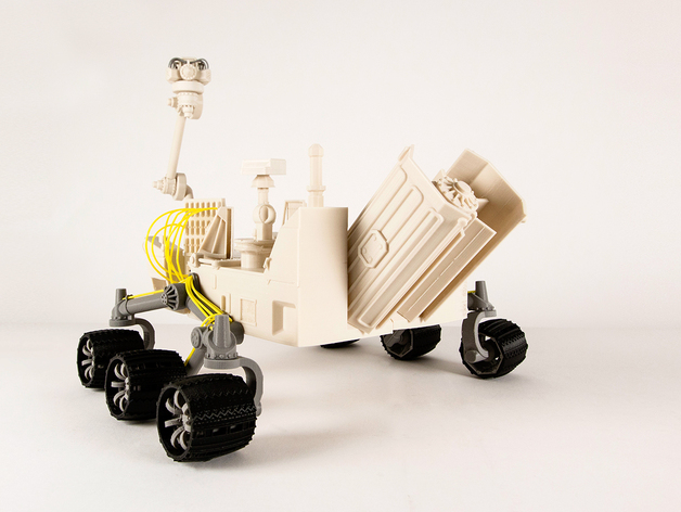 mars rover thingiverse - photo #1