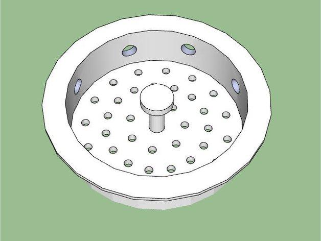 Kitchen Sink Strainer Plugs Uk