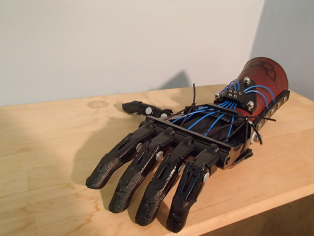Talon Hand 2.0 (now 2.7)