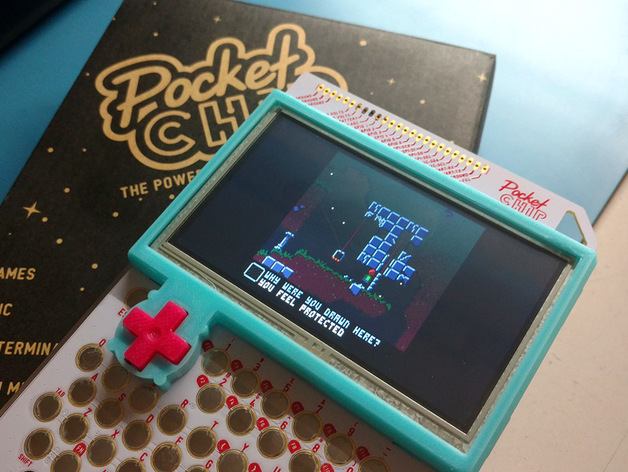 Pocketchip Review Why Do I Want This The Verge