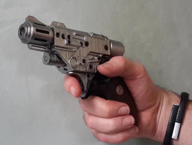 Babylon-5 PPG Pistol