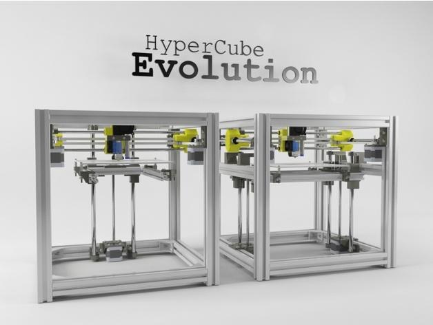 hypercube evolution by scott3d thingiverse