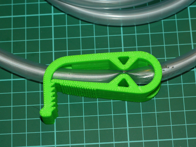 Hose clamp pinch valve by tim c thingiverse