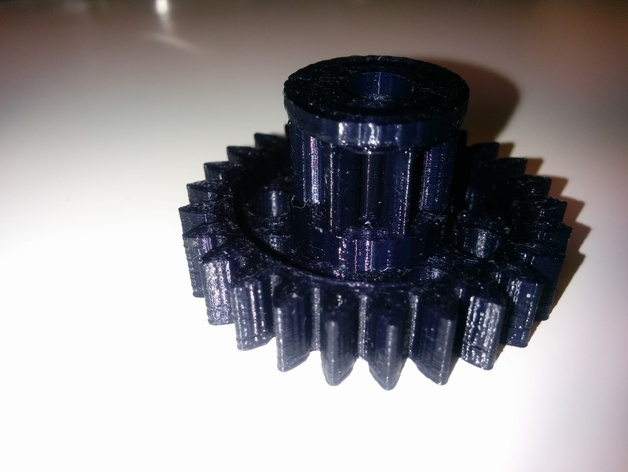 Shredder Replacement Parts : Replacement gear for aurora as c shredder by hyperair