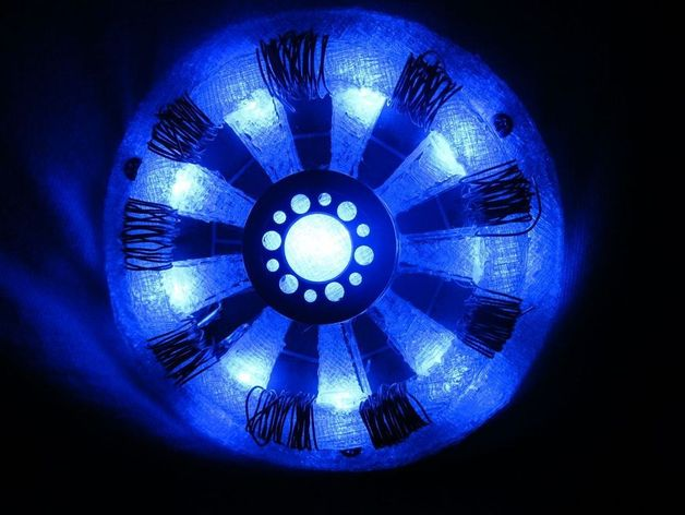 Arc Reactor Complete
