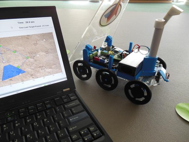 mars rover arduino - photo #8