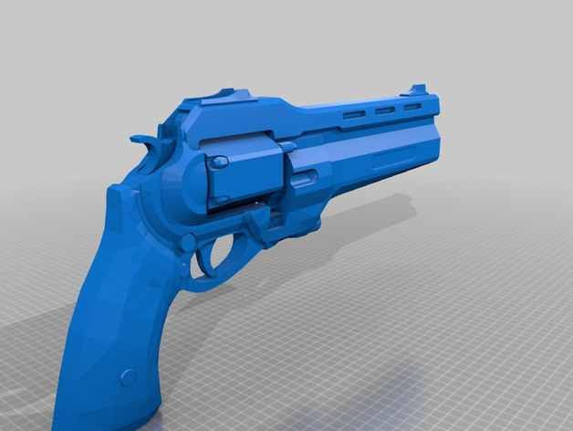Destiny Exotic Hand Cannon The Last Word 1:1 Scale