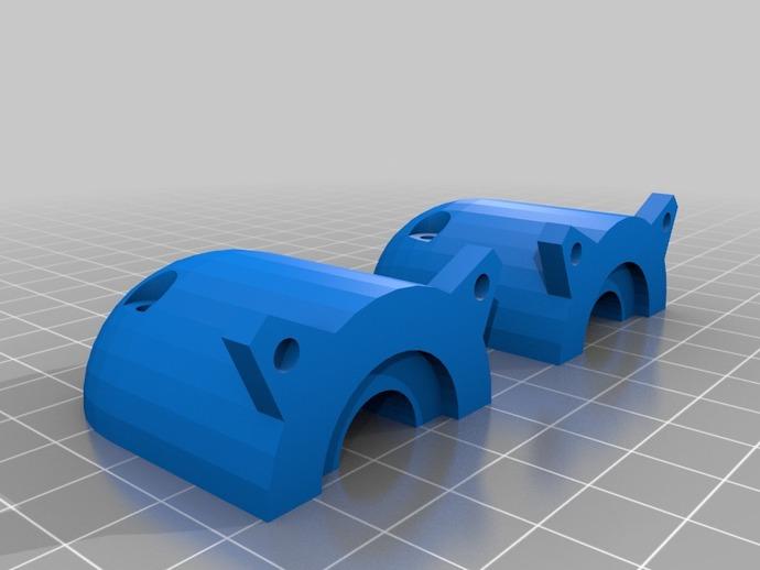 Claystruder 2, Auger Paste Extruder
