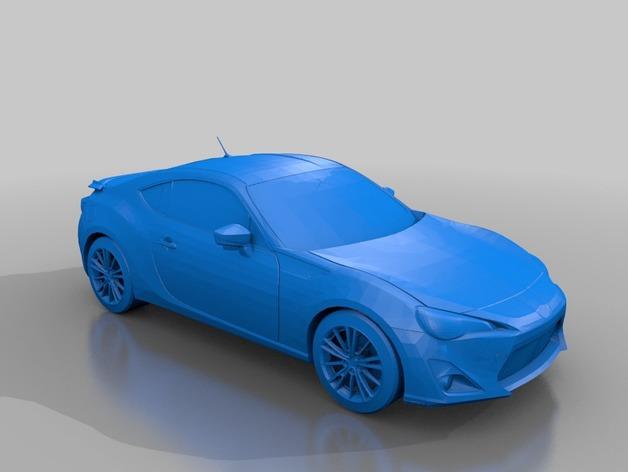 Official FT86Club 3D printing thread! - Scion FR-S Forum