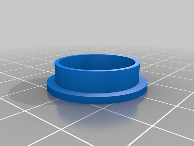 D Spinner Ring