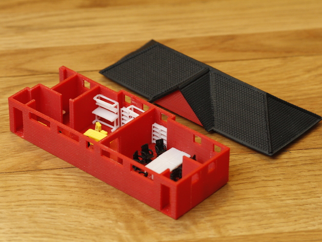 Hitchin Hackspace model